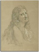 Drawing of a Woman zs17350