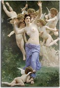 William-Adolphe Bouguereau - The Wasp's Nest zs17492