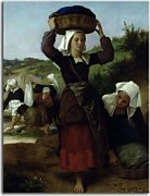 Washerwomen of Fouesnant zs17507