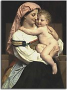 Woman of Cervara and Her Child zs17509