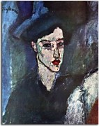 The Jewish Woman Obraz Modigliani zs17662
