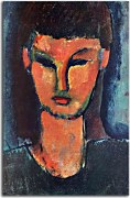 Young Woman Obraz Modigliani  zs17669