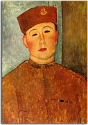 The Zouave Obraz Modigliani zs17682