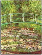 The Japanese Bridge Obraz Monet zs17714