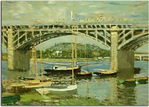 The Bridge over the Seine zs17715