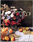 Flowers and Fruit zs17726