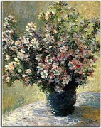 Vase of Flowers Reprodukcia Monet - zs17852