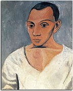 Pablo Picasso - Self-Portrait zs17862