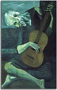 Reprodukcie Picasso - The Old Blind Guitarist zs17894