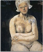 Reprodukcie Picasso - Dutch girl  zs17905
