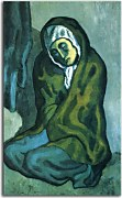 Picasso - Crouching beggar zs17930