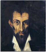 Picasso Obraz - Head of a Man in El Greco style zs17952