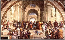 The School of Athens  zs17998
