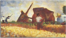Reprodukcia Georges Seurat - The Stone Breakers zs18173