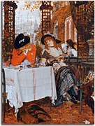 A Luncheon Obraz James Tissot zs18186