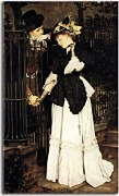 The Farewell James Tissot obraz - zs18273